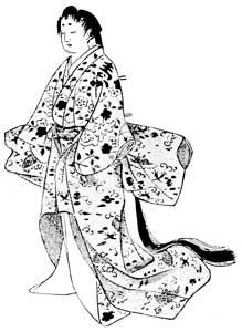 上臈の夏本式服 腰巻 江戸時代の女性衣装 Maccafushigi 江戸時代の女性衣装 Macc
